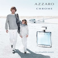 Chrome Masculino Eau de Toilette by Azzaro